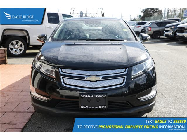2012 Chevrolet Volt Base (Stk: 121209) in Coquitlam - Image 2 of 15