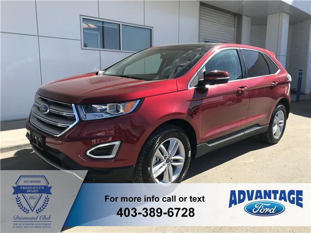 2018 Ford Edge SEL (Stk: 5416) in Calgary - Image 1 of 18
