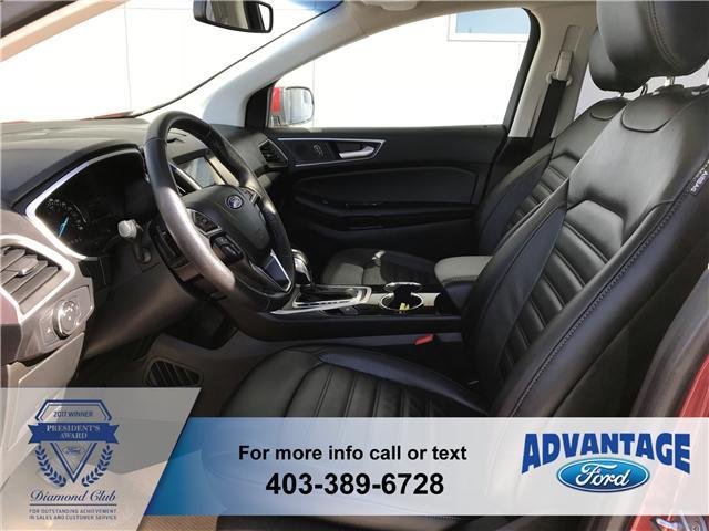 2018 Ford Edge SEL (Stk: 5416) in Calgary - Image 2 of 18