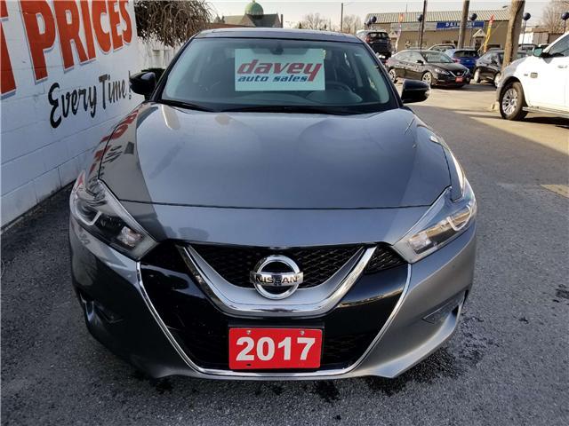 2017 Nissan Maxima SL (Stk: 19-219) in Oshawa - Image 2 of 14