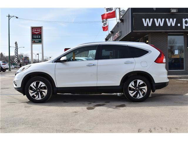 2016 Honda CR-V Touring (Stk: pp421) in Saskatoon - Image 2 of 27