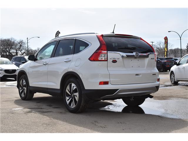 2016 Honda CR-V Touring (Stk: pp421) in Saskatoon - Image 3 of 27