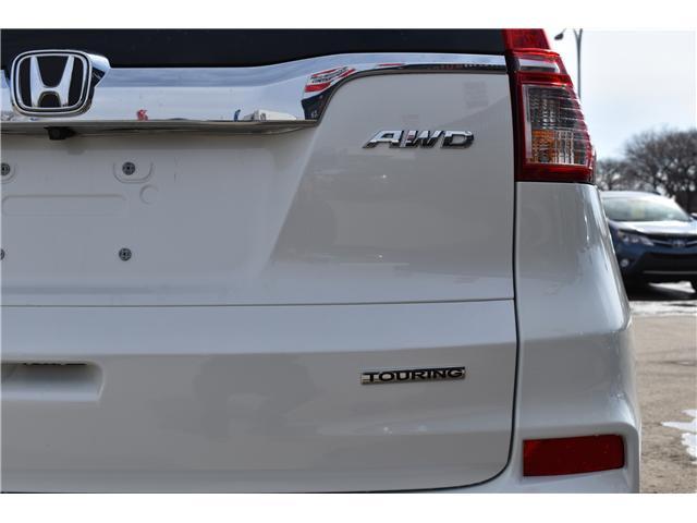 2016 Honda CR-V Touring (Stk: pp421) in Saskatoon - Image 10 of 27