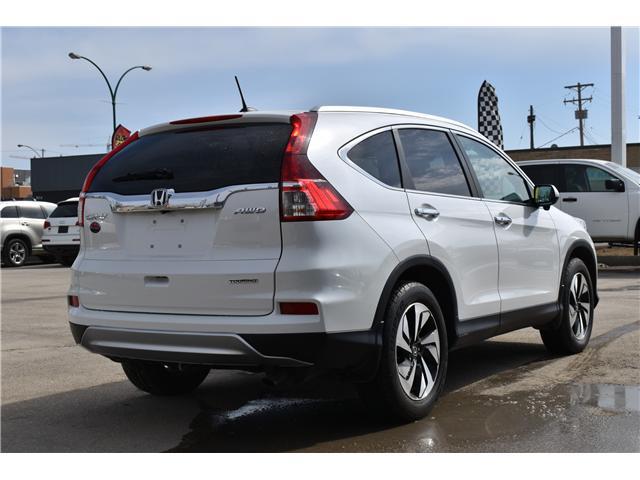 2016 Honda CR-V Touring (Stk: pp421) in Saskatoon - Image 5 of 27