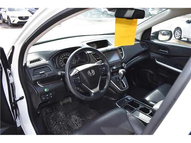 2016 Honda CR-V Touring (Stk: pp421) in Saskatoon - Image 17 of 27
