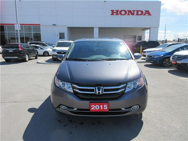 2015 Honda Odyssey Touring (Stk: 26702L) in Ottawa - Image 2 of 12