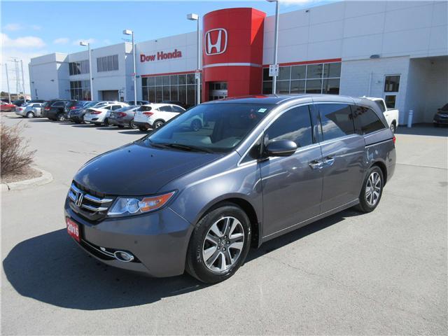 2015 Honda Odyssey Touring (Stk: 26702L) in Ottawa - Image 1 of 12