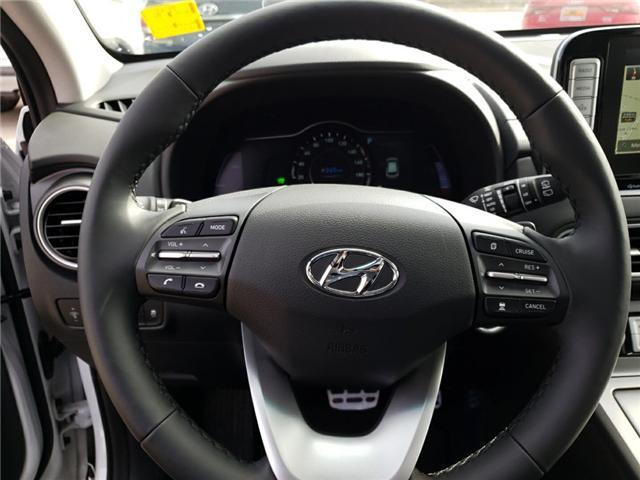 2019 Hyundai Kona EV Ultimate (Stk: 29145) in Saskatoon - Image 12 of 19