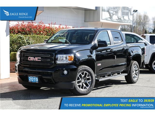 2019 GMC Canyon All Terrain w/Leather (Stk: 98028A) in Coquitlam - Image 1 of 17