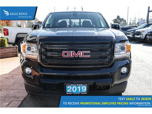 2019 GMC Canyon All Terrain w/Leather (Stk: 98028A) in Coquitlam - Image 2 of 17