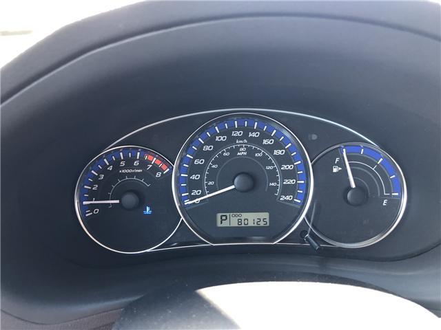2013 Subaru Forester 2.5X Touring (Stk: ) in Ottawa - Image 2 of 17