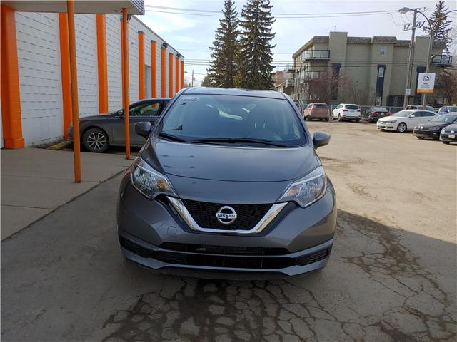 2018 Nissan Versa Note 1.6 SV (Stk: F408) in Saskatoon - Image 2 of 19
