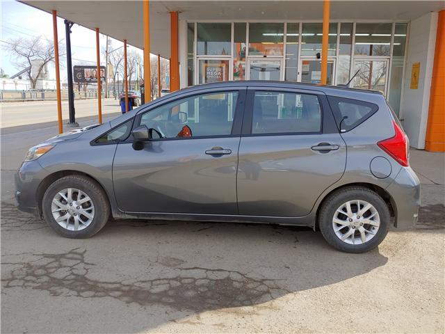 2018 Nissan Versa Note 1.6 SV (Stk: F408) in Saskatoon - Image 3 of 19