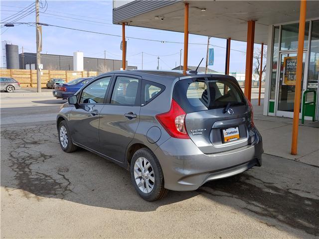 2018 Nissan Versa Note 1.6 SV (Stk: F408) in Saskatoon - Image 4 of 19