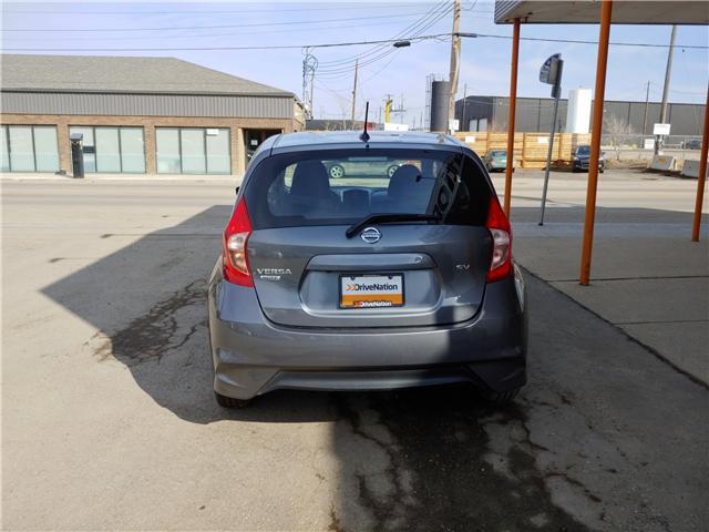 2018 Nissan Versa Note 1.6 SV (Stk: F408) in Saskatoon - Image 5 of 19