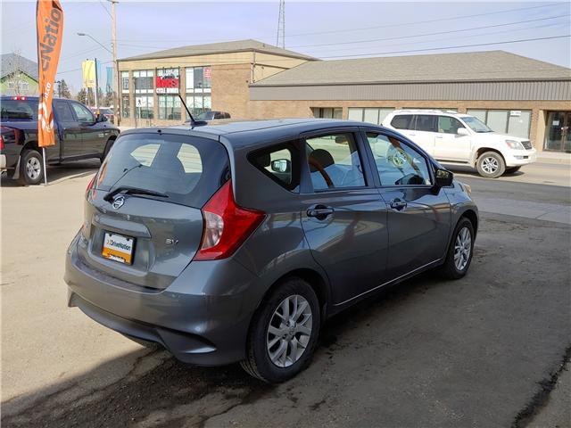 2018 Nissan Versa Note 1.6 SV (Stk: F408) in Saskatoon - Image 6 of 19