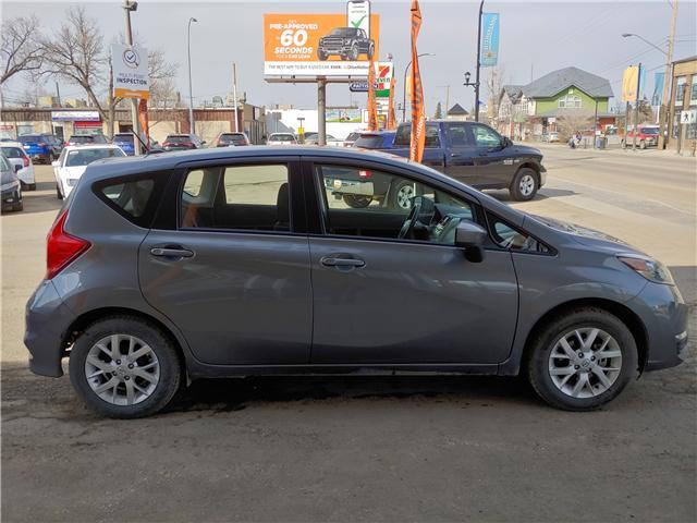 2018 Nissan Versa Note 1.6 SV (Stk: F408) in Saskatoon - Image 7 of 19