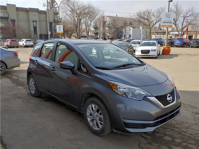 2018 Nissan Versa Note 1.6 SV (Stk: F408) in Saskatoon - Image 8 of 19
