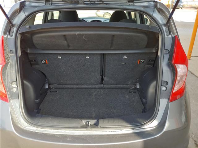2018 Nissan Versa Note 1.6 SV (Stk: F408) in Saskatoon - Image 9 of 19