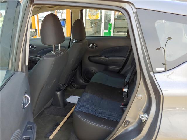 2018 Nissan Versa Note 1.6 SV (Stk: F408) in Saskatoon - Image 10 of 19