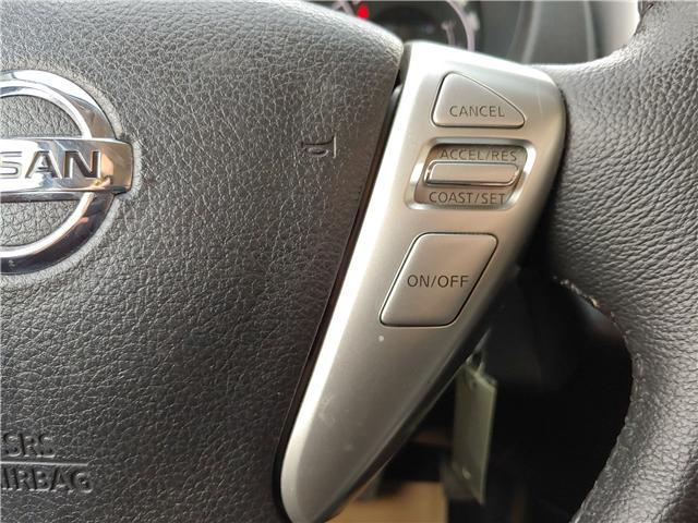 2018 Nissan Versa Note 1.6 SV (Stk: F408) in Saskatoon - Image 16 of 19