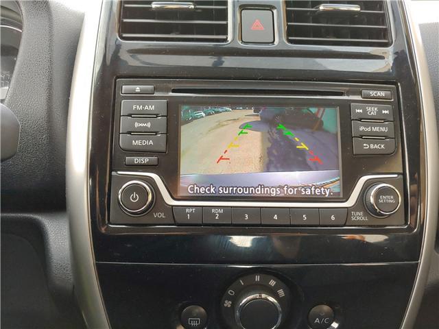 2018 Nissan Versa Note 1.6 SV (Stk: F408) in Saskatoon - Image 18 of 19