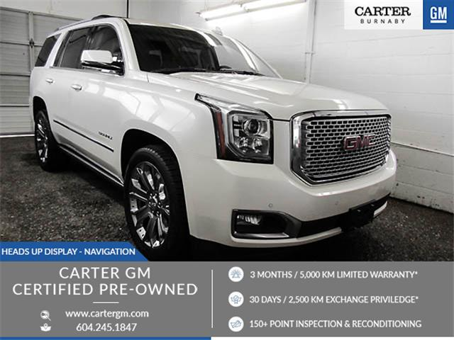 2015 GMC Yukon Denali (Stk: 85-23171) in Burnaby - Image 1 of 26