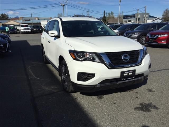 2019 Nissan Pathfinder S (Stk: N96-4170) in Chilliwack - Image 3 of 16