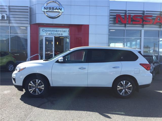 2019 Nissan Pathfinder S (Stk: N96-4170) in Chilliwack - Image 8 of 16