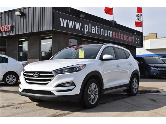 2018 Hyundai Tucson Luxury 2.0L (Stk: pp423) in Saskatoon - Image 1 of 29