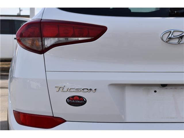 2018 Hyundai Tucson Luxury 2.0L (Stk: pp423) in Saskatoon - Image 10 of 29