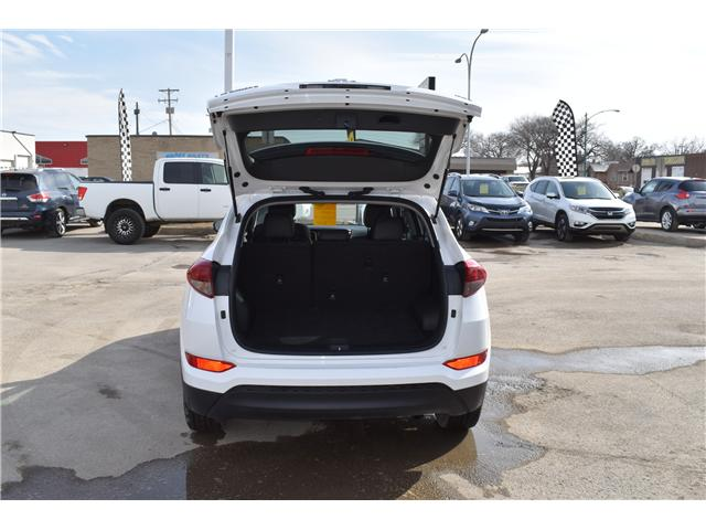 2018 Hyundai Tucson Luxury 2.0L (Stk: pp423) in Saskatoon - Image 11 of 29