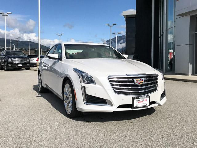 2019 Cadillac CTS 3.6L Premium Luxury (Stk: 9D42480) in North Vancouver - Image 2 of 24