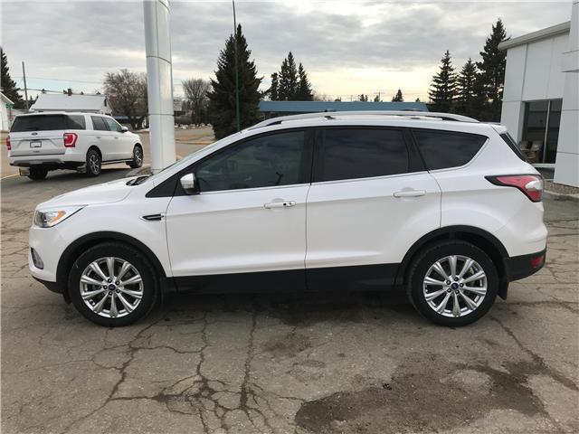 2017 Ford Escape Titanium (Stk: 9118A) in Wilkie - Image 16 of 25