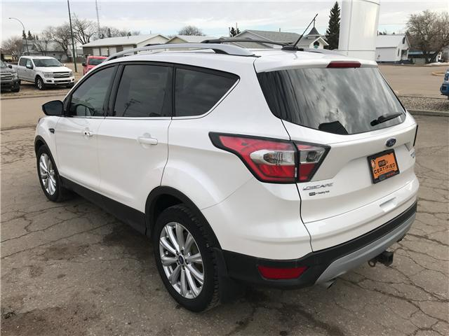2017 Ford Escape Titanium (Stk: 9118A) in Wilkie - Image 3 of 25