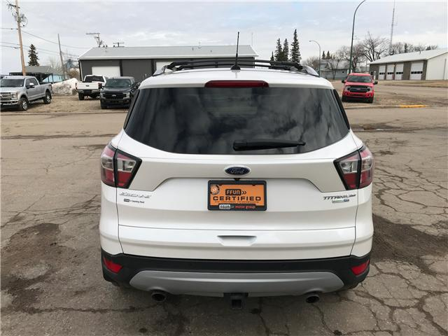 2017 Ford Escape Titanium (Stk: 9118A) in Wilkie - Image 18 of 25