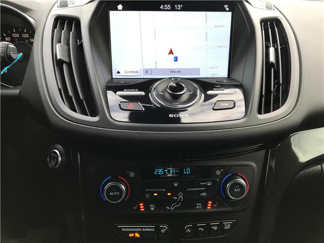 2017 Ford Escape Titanium (Stk: 9118A) in Wilkie - Image 8 of 25