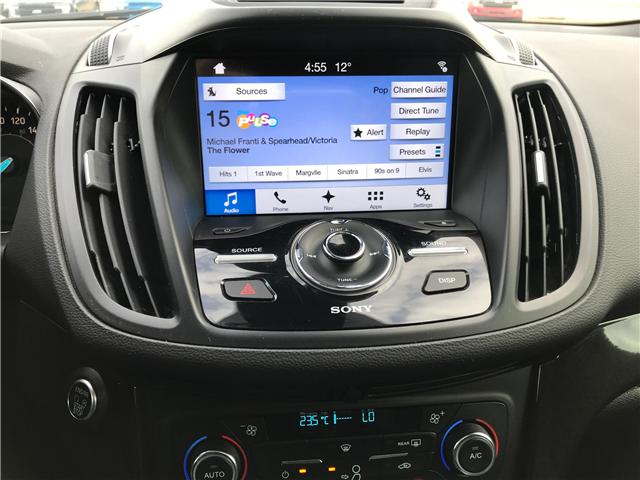 2017 Ford Escape Titanium (Stk: 9118A) in Wilkie - Image 11 of 25