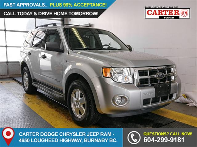 2008 Ford Escape XLT (Stk: 9-6057-1) in Burnaby - Image 1 of 23