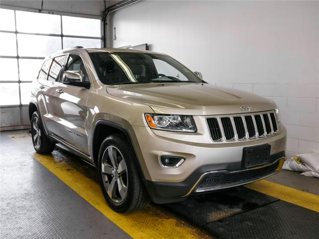 2015 Jeep Grand Cherokee Limited (Stk: G347581) in Burnaby - Image 2 of 24