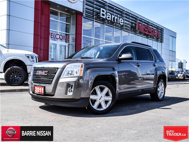 2011 GMC Terrain SLT-1 (Stk: 18807A) in Barrie - Image 1 of 27
