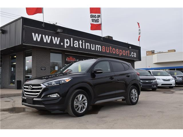 2018 Hyundai Tucson Luxury 2.0L (Stk: pp417) in Saskatoon - Image 1 of 29