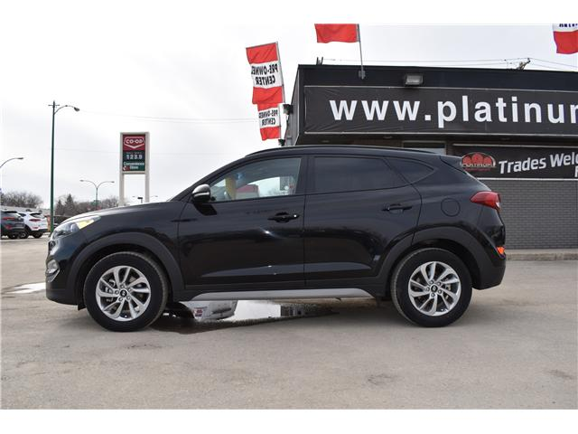 2018 Hyundai Tucson Luxury 2.0L (Stk: pp417) in Saskatoon - Image 2 of 29