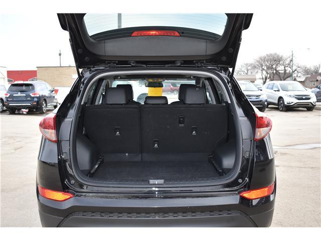 2018 Hyundai Tucson Luxury 2.0L (Stk: pp417) in Saskatoon - Image 6 of 29