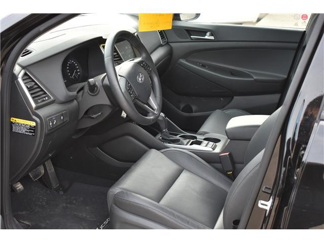 2018 Hyundai Tucson Luxury 2.0L (Stk: pp417) in Saskatoon - Image 11 of 29