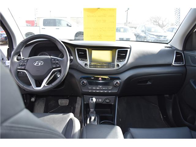2018 Hyundai Tucson Luxury 2.0L (Stk: pp417) in Saskatoon - Image 18 of 29