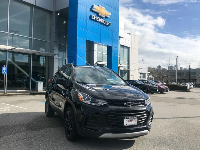 2019 Chevrolet Trax LT (Stk: 9TX23100) in North Vancouver - Image 2 of 13
