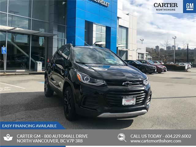 2019 Chevrolet Trax LT (Stk: 9TX23100) in North Vancouver - Image 1 of 13
