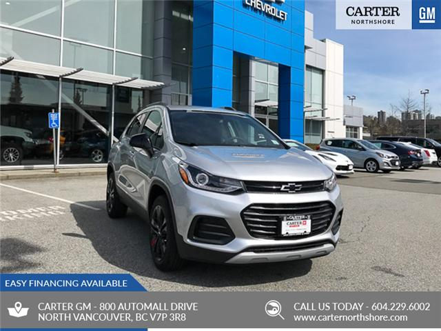 2019 Chevrolet Trax LT (Stk: 9TX42410) in North Vancouver - Image 1 of 13