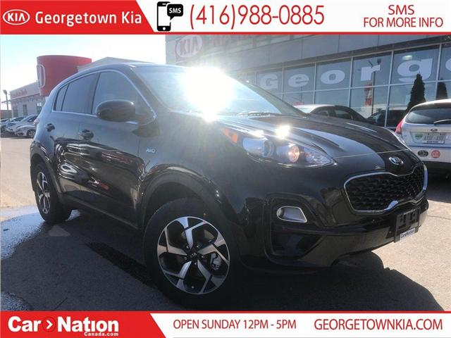 2020 Kia Sportage LX AWD | $194 BI-WEEKLY | B/U CAM | (Stk: ST20004) in Georgetown - Image 1 of 25